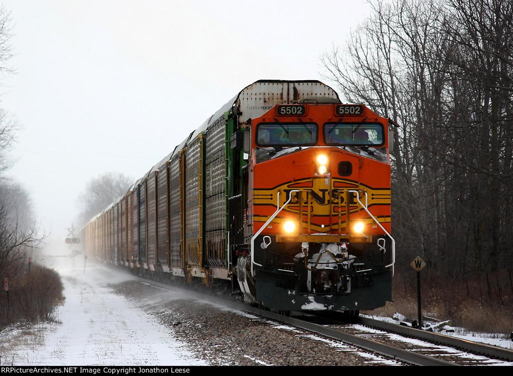 Rack Train E280