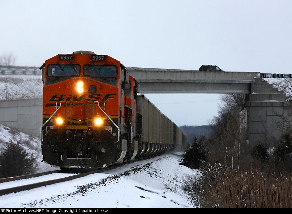 E945 In The Snow