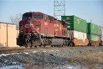 DPU on eastbound intermodal