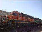 BNSF 1754