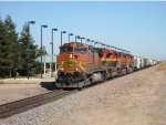 BNSF 5281 and Foreign Power!