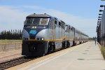 Doubleheaded Amtrak 713