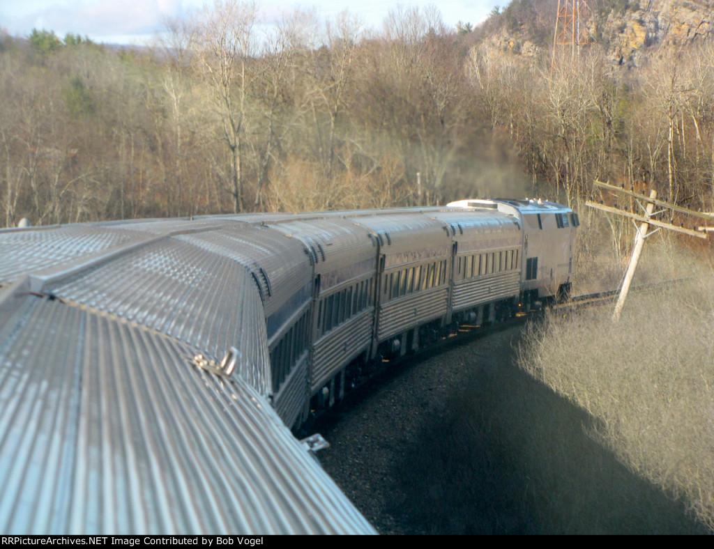 train 69 Adirondak