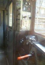 Cab of NJ Transit Arrow III Single Unit 1325