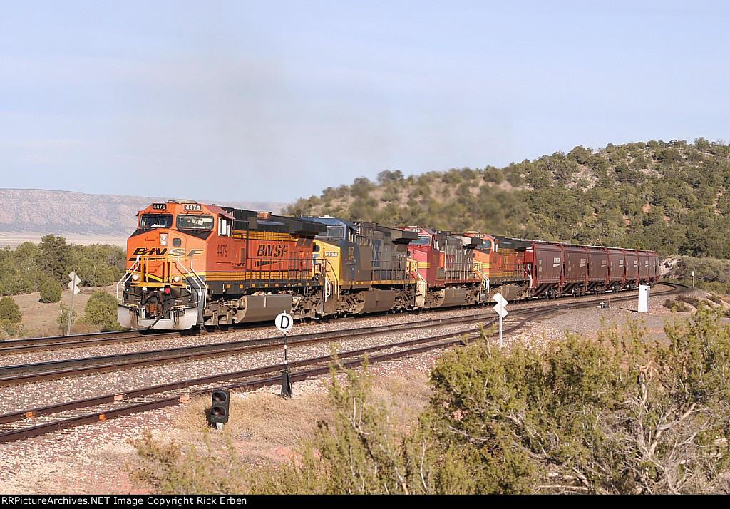 BNSF 4479