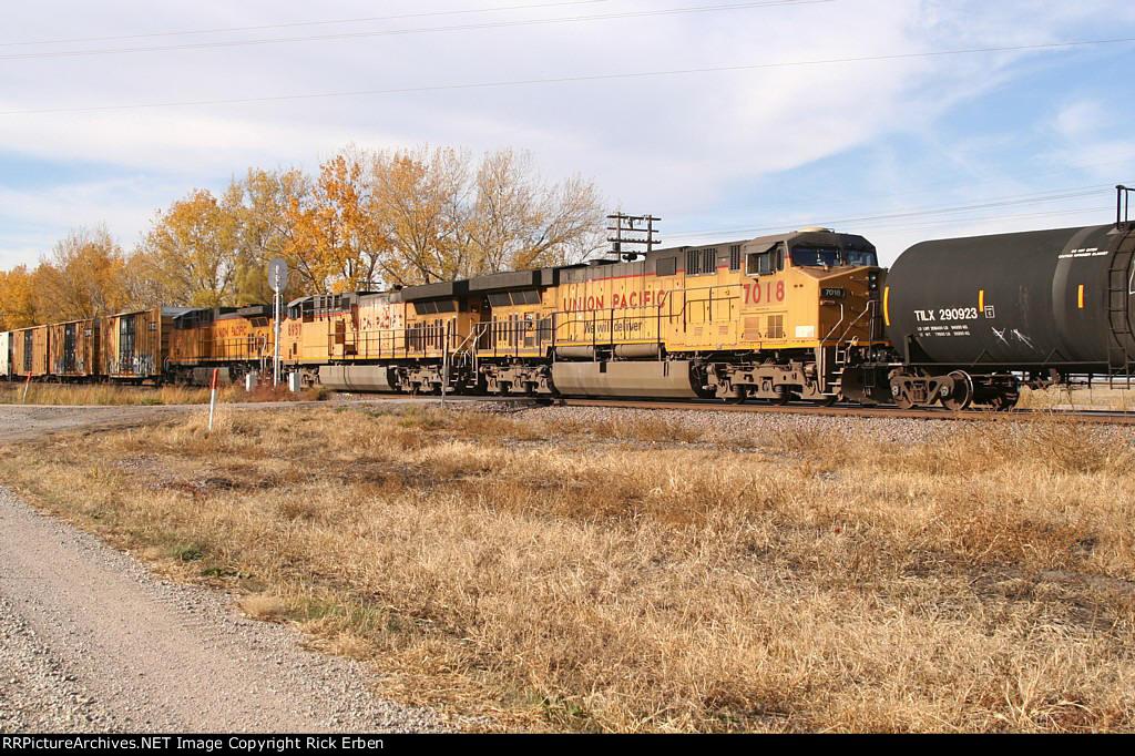 Mid-train power