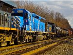 Q351 with CEFX and CSX SW1500