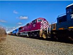 CEFX 125 on Q354 eastbound freight