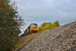 CSXT Q376 a CSX eastbound Freight Manifest