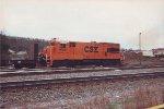 CSX U18B 9507