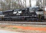 NS 4003 on NS 119