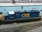 CSXT EMD GP40-2 6238