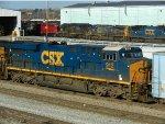 CSXT GE ES44AC 912