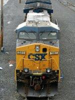 CSXT GE AC4400CW 580