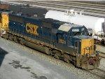 CSXT EMD SD50-2 8524