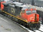 CN GE C44-9W 2649