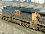 CSXT GE ES40DC 5337