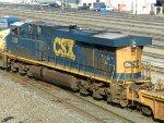 CSXT GE ES40DC 5238