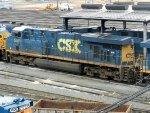 CSXT GE ES40DC 5361