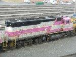 MBTA EMD GP40MC 1129