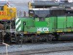 HLCX EMD SD40-2 7070