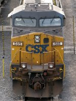 CSXT GE AC4400CW 585