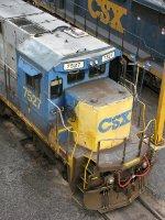 CSXT GE C40-8 7527