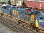 CSXT GE ES40DC 5368