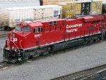 CP GE ES44AC 8907
