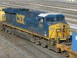 CSXT GE ES40DC 5201