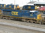 CSXT GE ES40DC 5207