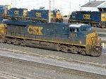 CSXT GE ES40DC 5311
