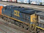CSXT GE ES40DC 5240
