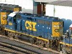 CSXT EMD GP40-2 6094
