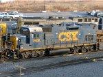 CSXT EMD GP15T 1508