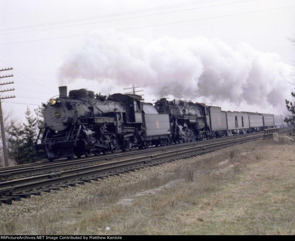 Old CB&Q Steam