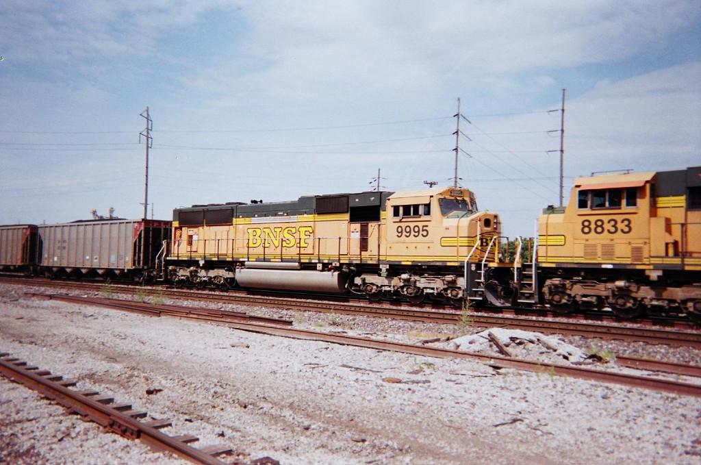 BNSF 9995
