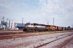 BNSF 9655