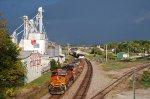 Tulsa bound freight