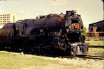 PRR 1361 back in happier times, when it was in one piece
