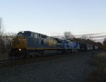 CSX-CEFX at North Main St