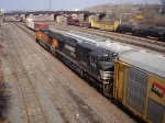BNSF 4400