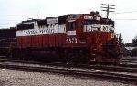 The Last Western Maryland Engine
