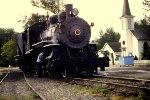 MRSR 5:  2-8-2 Porter with Vanderbilt tender