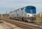 Amtrak 3, Southwest Chief