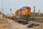 BNSF 4945 West