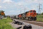 BNSF 6134 East
