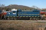 GNRR GP9R 4631