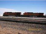 BNSF C44-9Ws 5089 & 4635