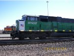 BNSF SD60M 9251 & BNSF C44-9W 5089